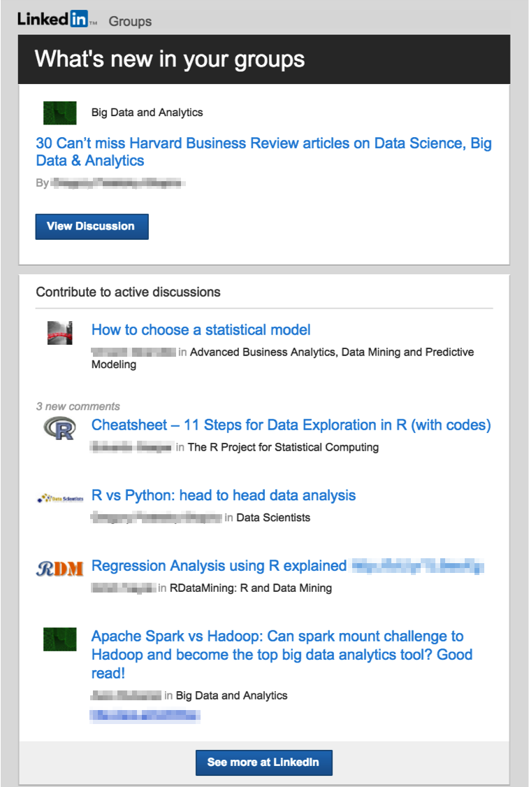 How Experimentation Helped LinkedIn Improve Email